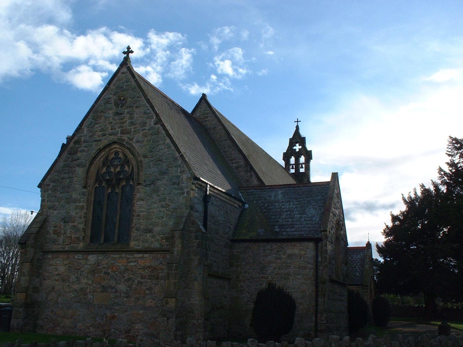St Johns  Weston Rhyn