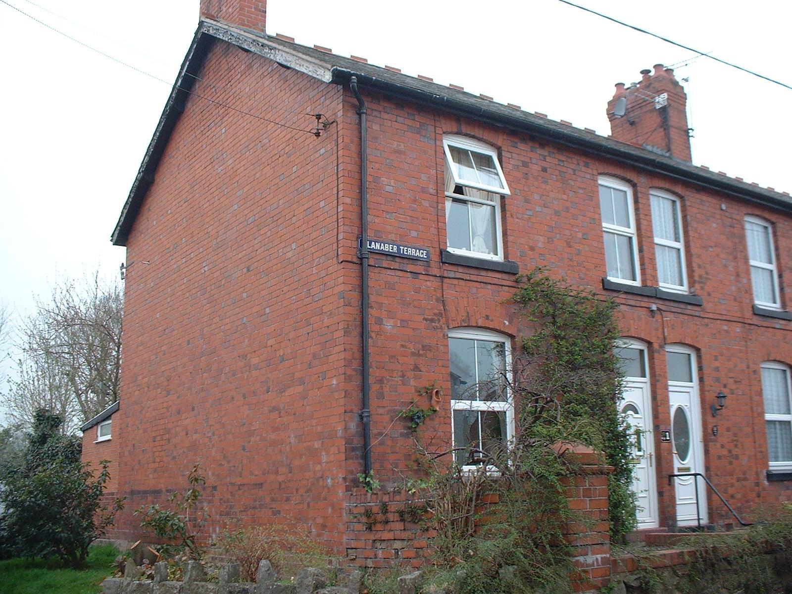 Glanaber Terrace Weston Rhyn