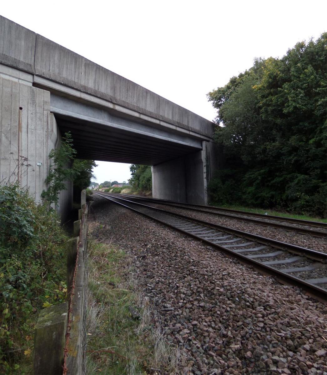 The A5 Bridge